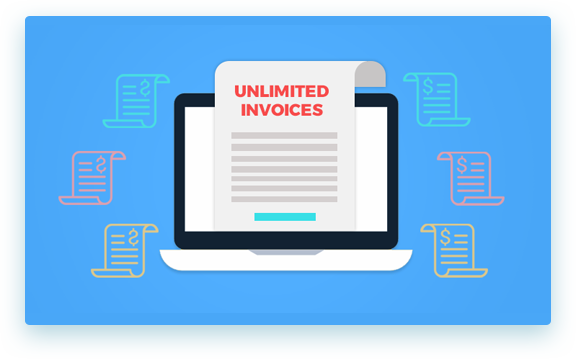 unlimited invoices