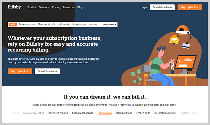 Billsby - Subscription Management Services