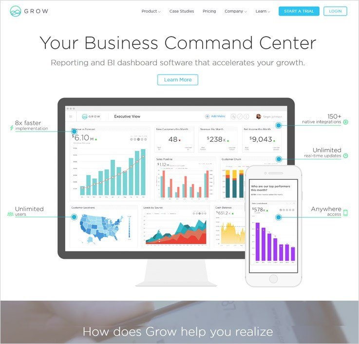 Grow Best Stripe Analytics Software