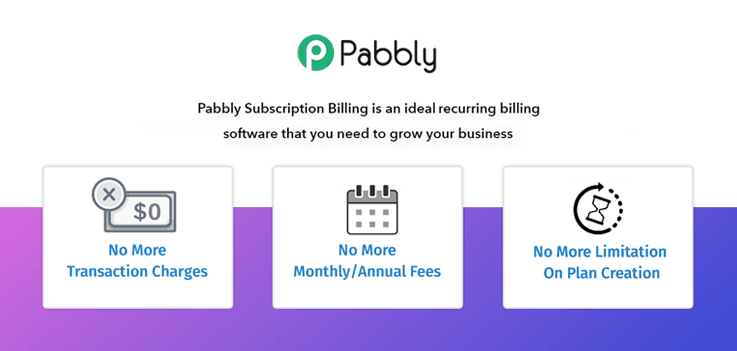 Pabbly Subscriptions - Subscription Management Software