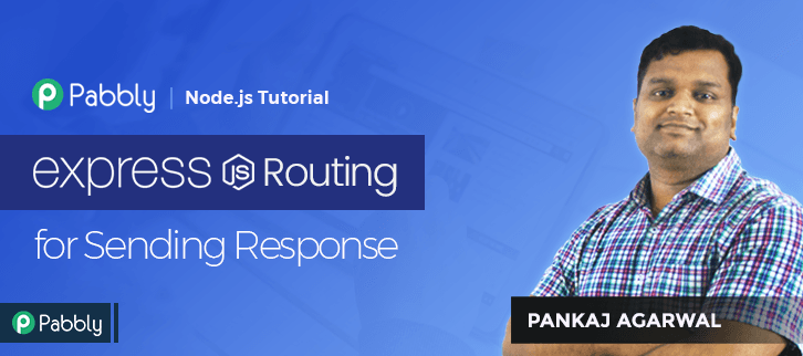 ExpressJS Routing : URL Routes for Sending Response