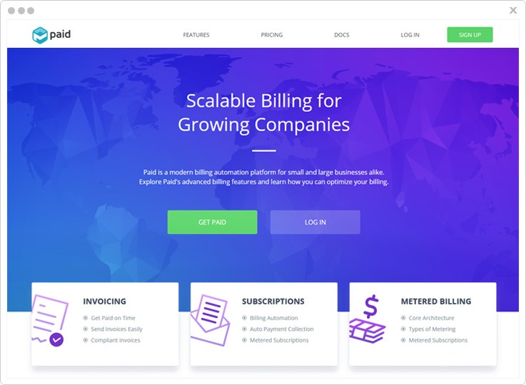 Cheap Subscription Billing Software by PaidLabs
