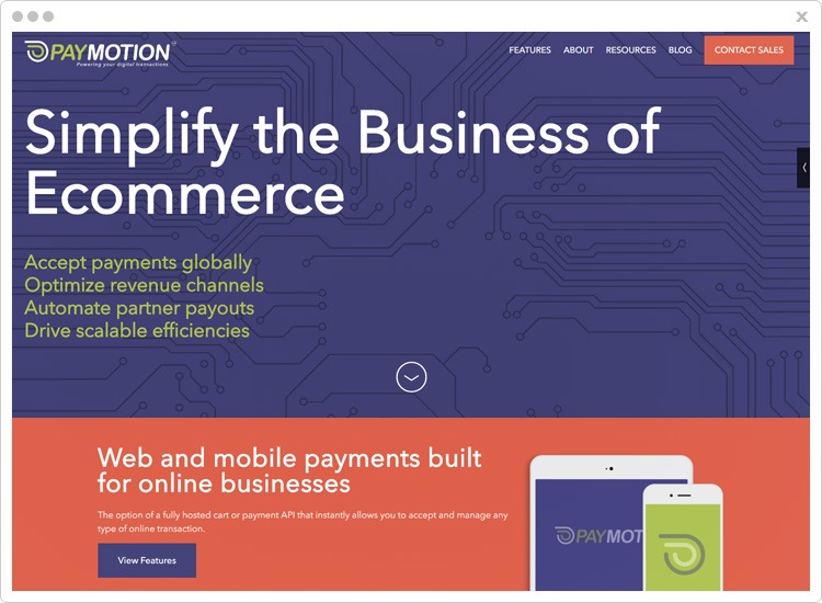 PayMotion Best SaaS Billing Software