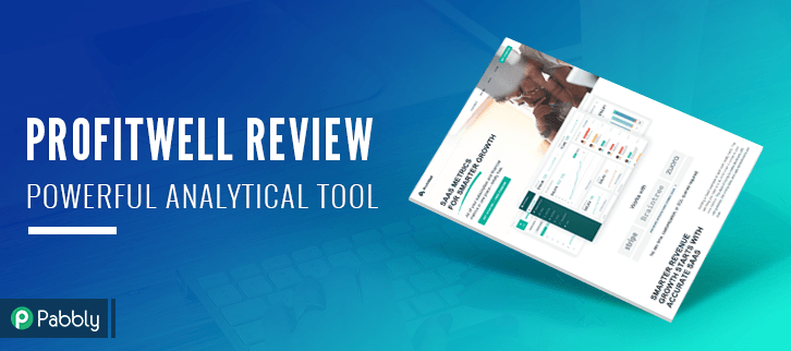 ProfitWell Review : Powerful Analytical Tool For SaaS Metrics