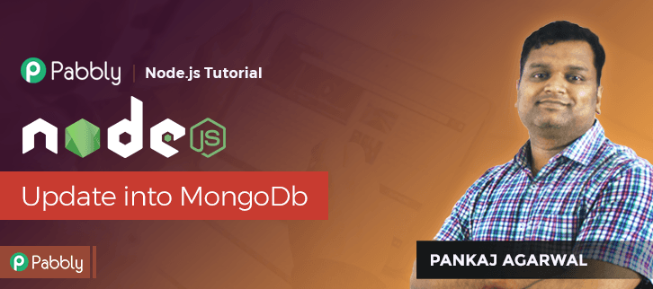 Update Into MongoDB