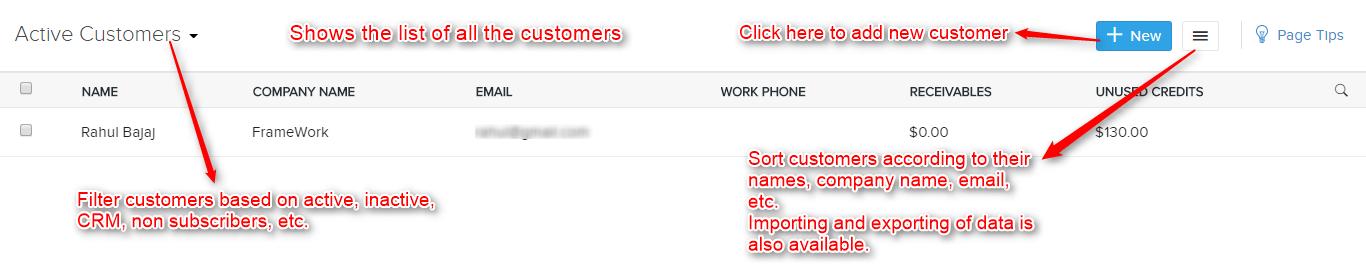 zoho-customers