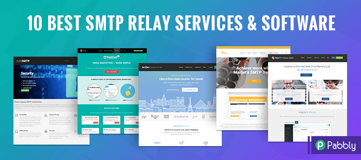 10 Best SMTP Relay Services & Software 2020