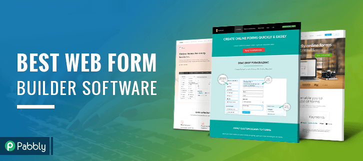 Best Web Form Builders