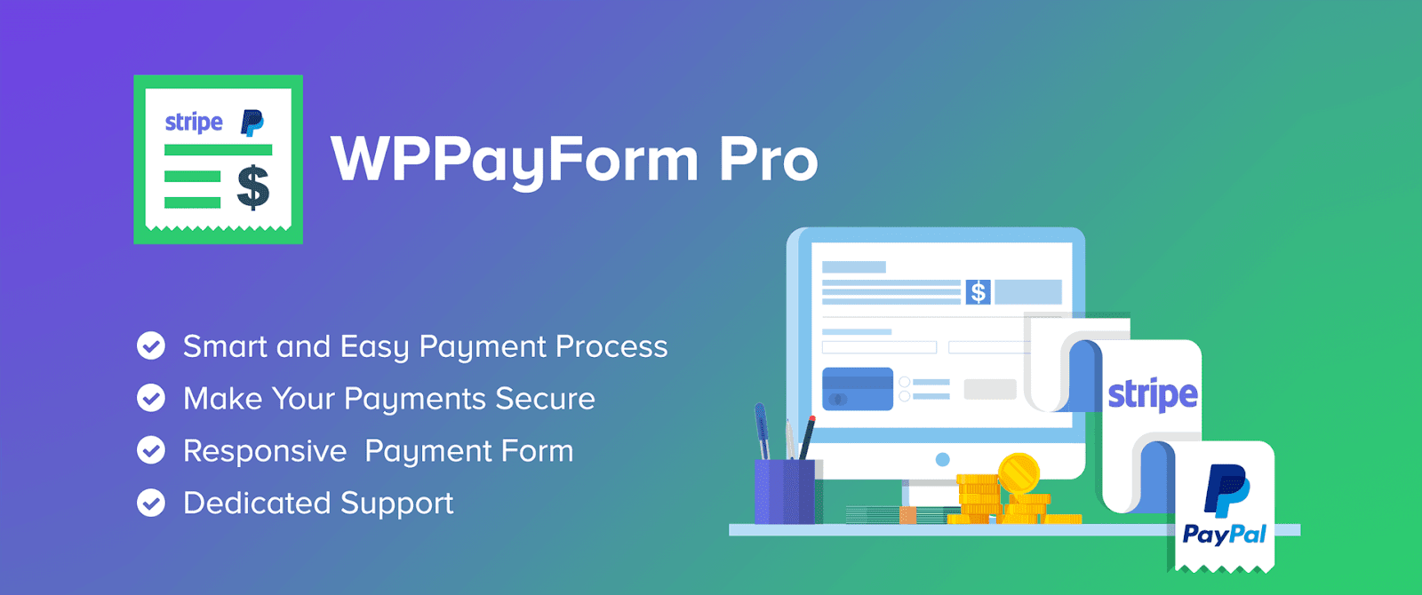 WPPayForm - Payment Form Builder Plugin