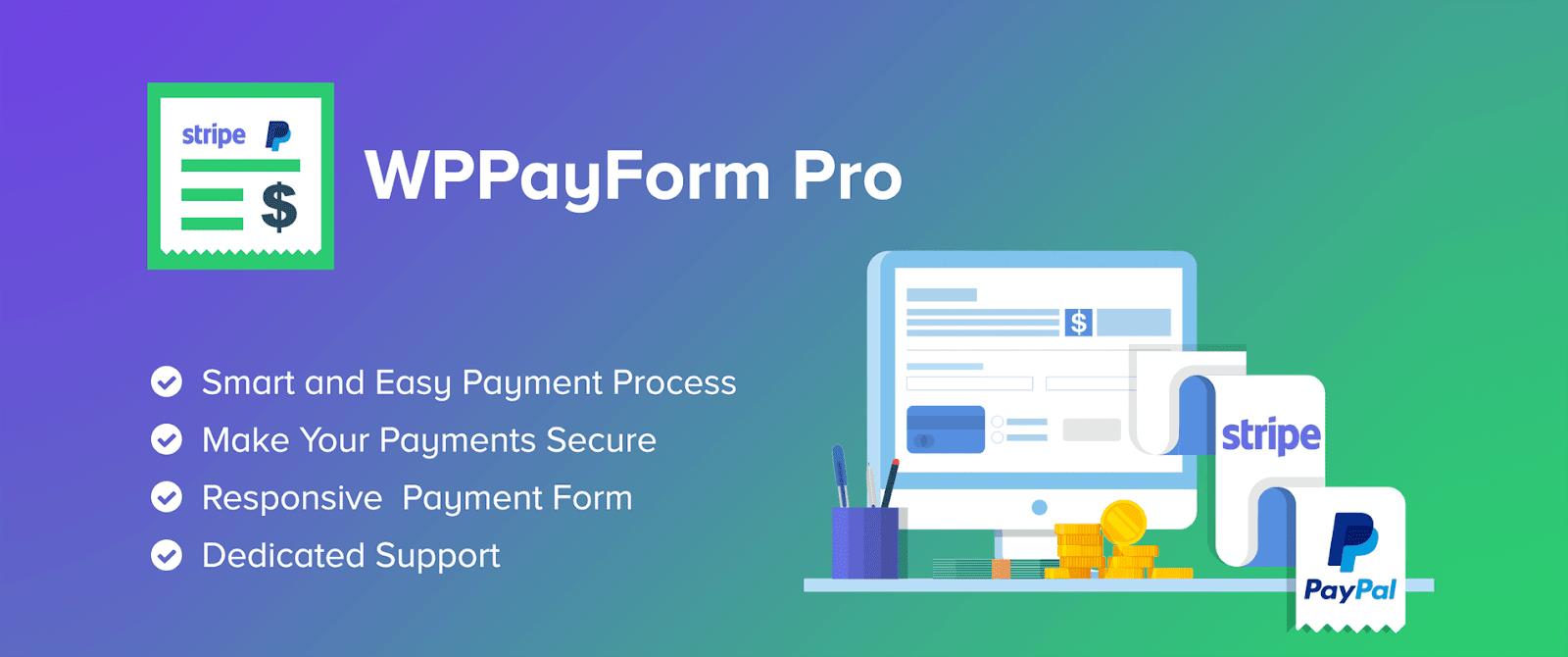 WPPayForm - Payment Form Builder Plugin