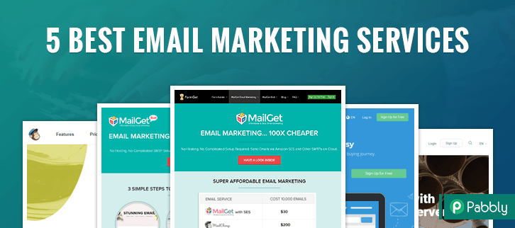 5 Email Marketing Services: Unlimited Emails At $4 | Try Free