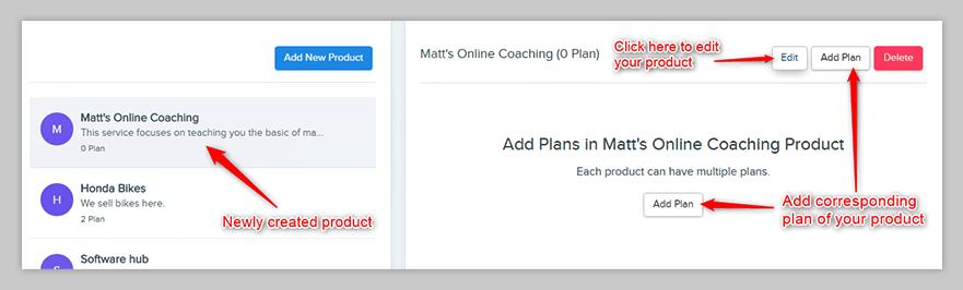 Add Plan