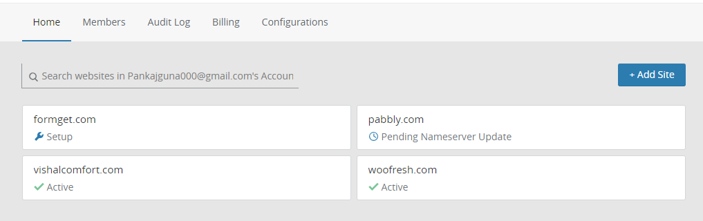 Pabbly Subscriptions - Custom Domain - Nameserver Added