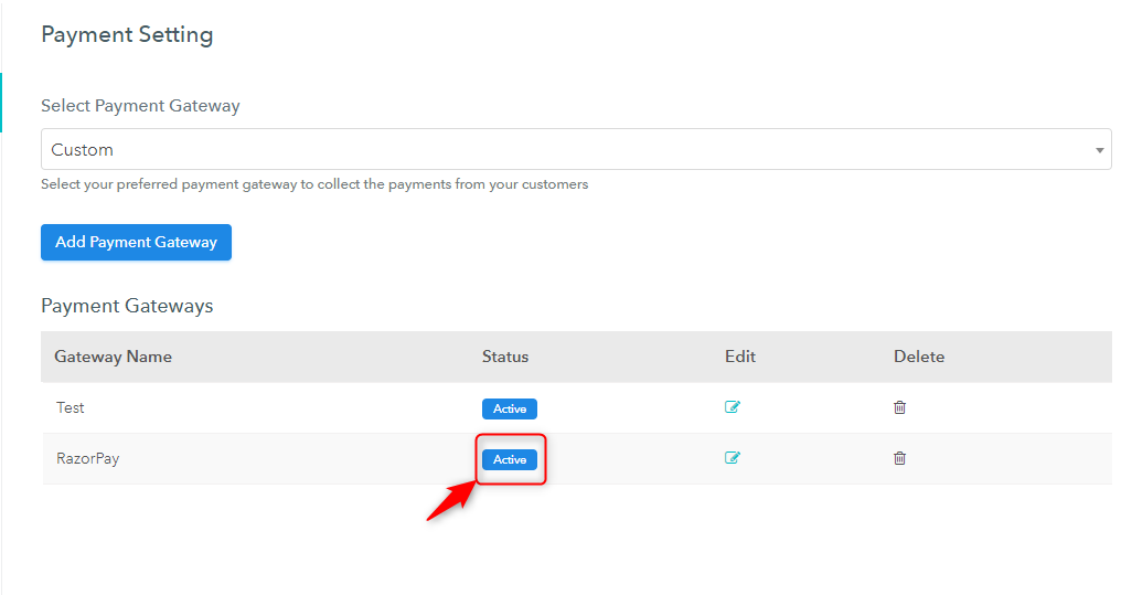 Pabbly Subscriptions Custom Payment Gateway