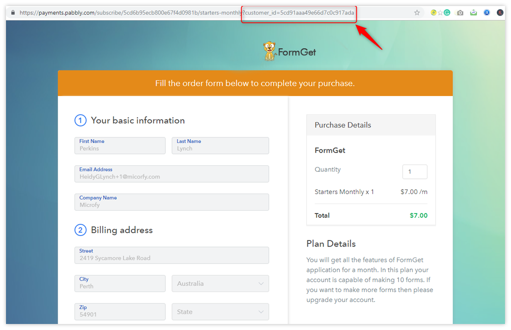 Pabbly Subscriptions features