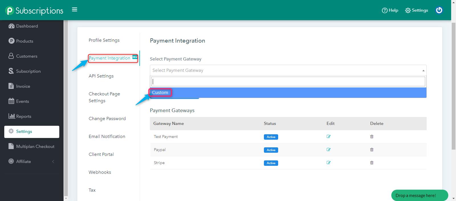 Razorpay Payment Integration
