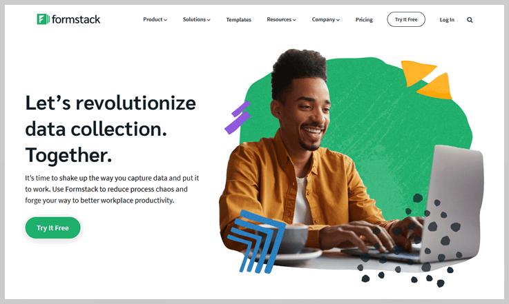 Formstack - HubSpot Alternative