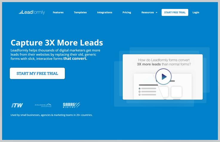 Leadformly - Best Leads Capture