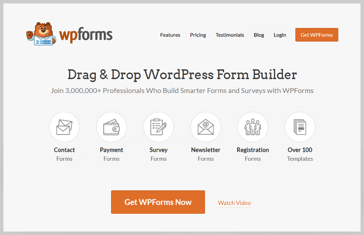 WPForms - Create Alternatives