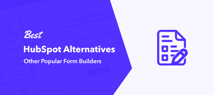 hubspot-form-builder-alternatives