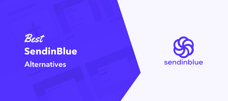 Best SendinBlue Alternatives 2021 (with Free Trial + Pricing)
