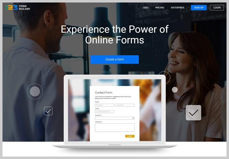123FormBuilder - Online Form Builder