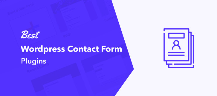 5 Best Wordpress Contact Form Plugins