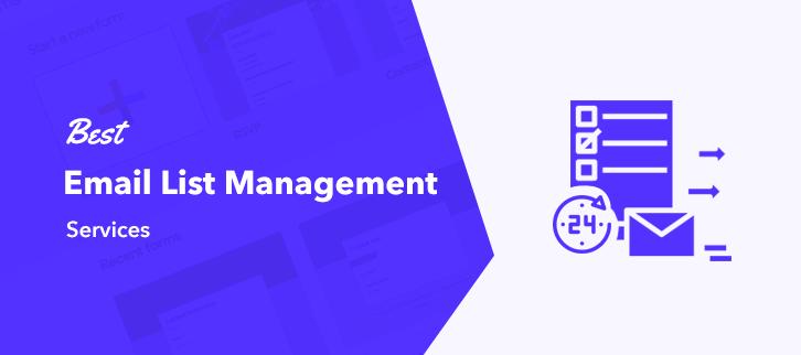 best-mail-list-management-services