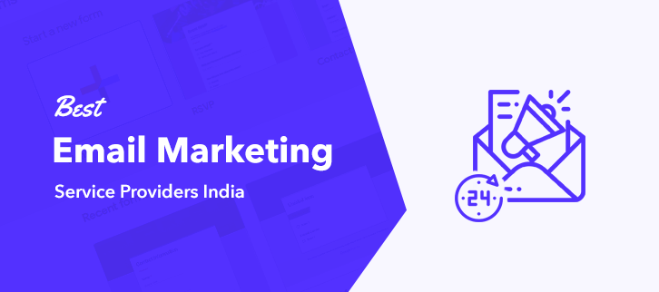 5 Best Email Marketing Service Providers In India 2020