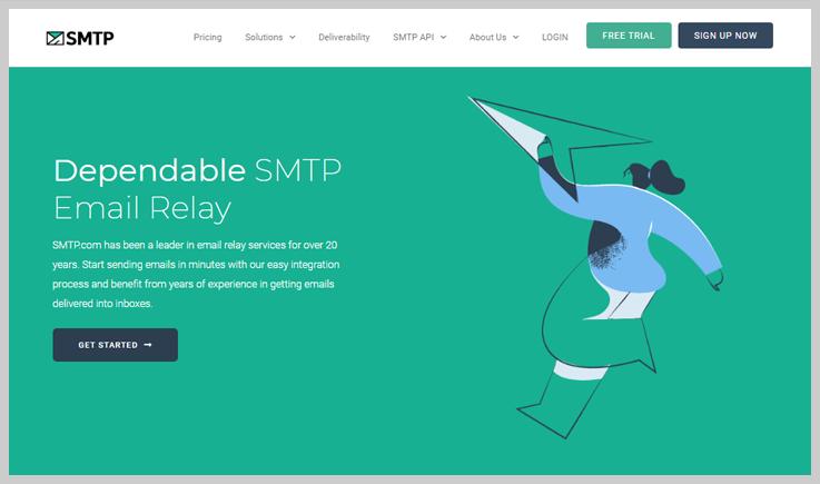 SMTP Email Relay - TurboSMTP Alternatives