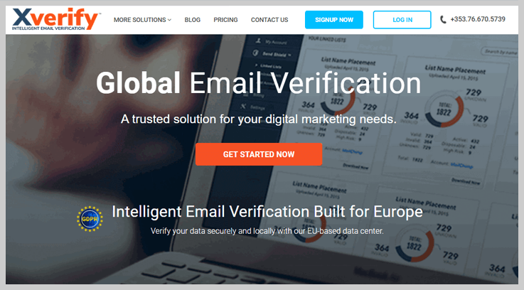 Xverify - Email List Cleaning Service