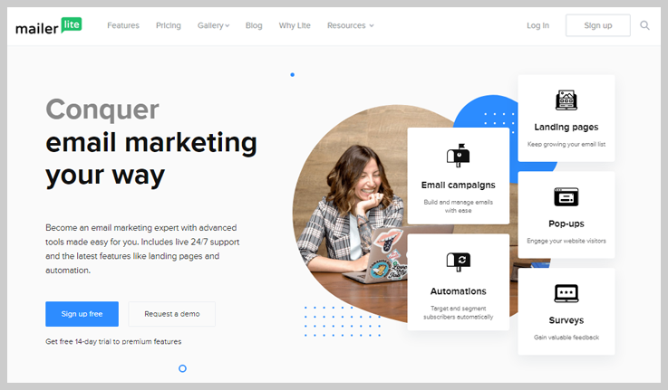 MailerLite - Email Campaign Software