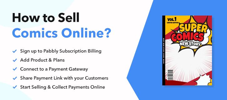 Sell Comics Online