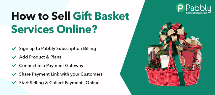 How to Sell Gift Basket Services Online