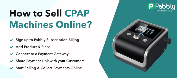 How to Sell CPAP Machines Online