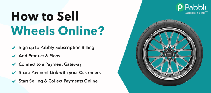How To Sell Wheels Online