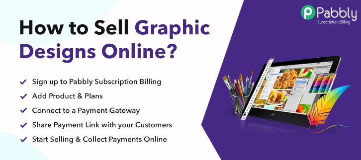 How to Sell Graphic Designs Online
