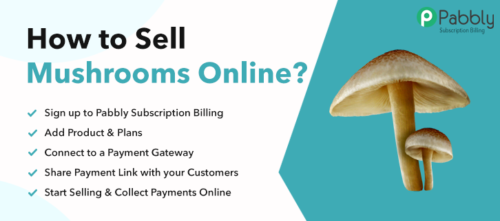 How to Sell Mushrooms Online