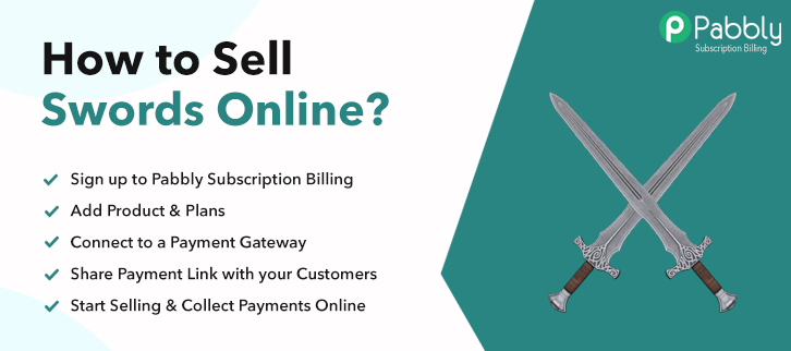 How to Sell Swords Online