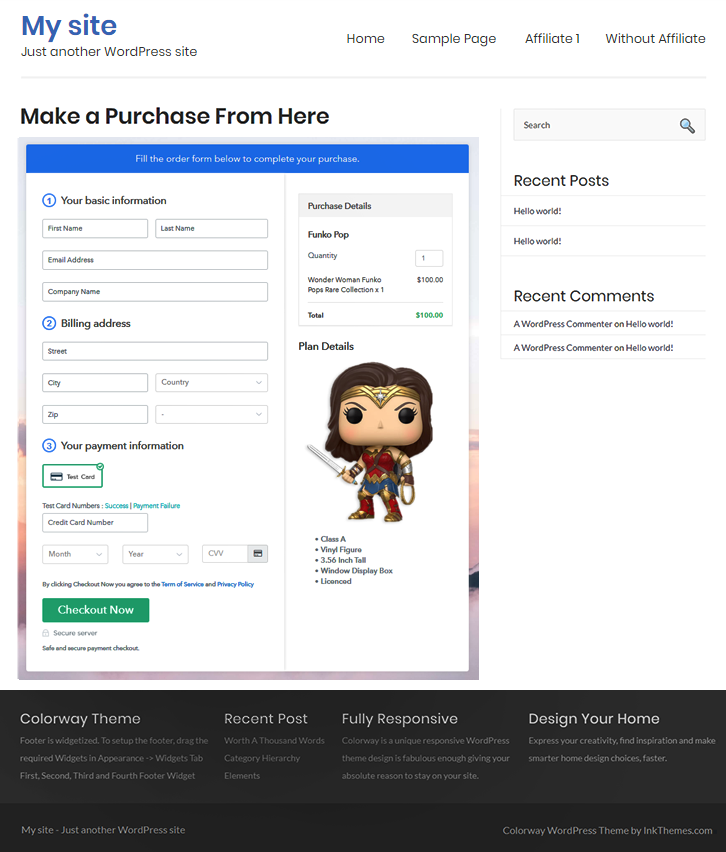 Embed on WordPress to Sell Funko Pops Online