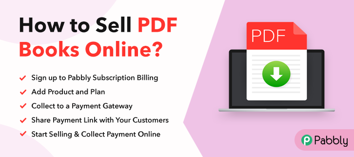 How to Sell PDF Books Online