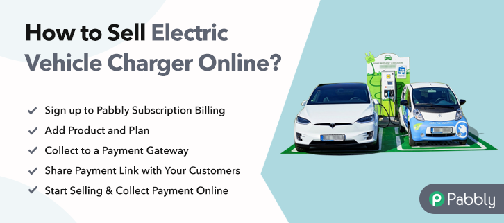 How to Sell Electric Vehicle Charger Online