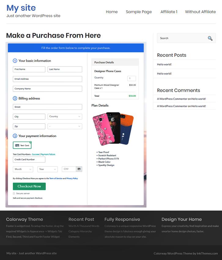 WordPress to Sell Designer Phone Cases Online