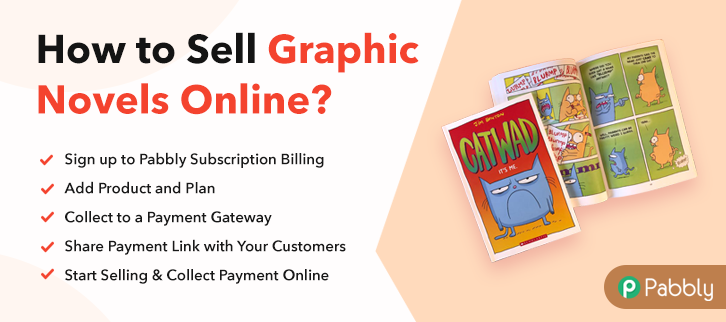 How to Sell Graphic Novels Online