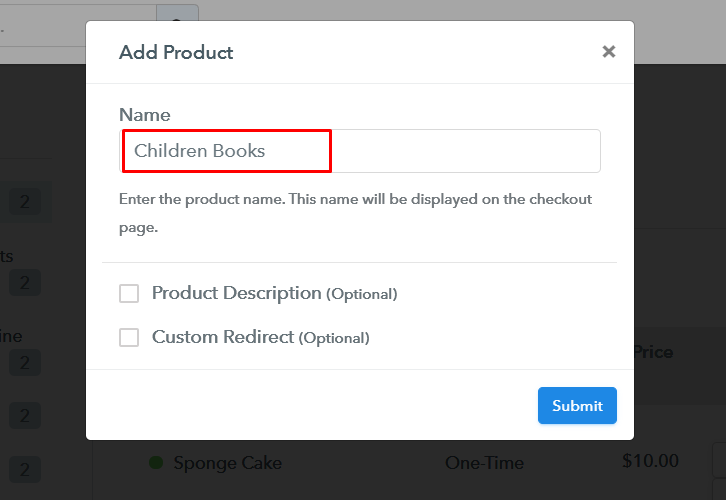 Add Product to Sell Children Books Online