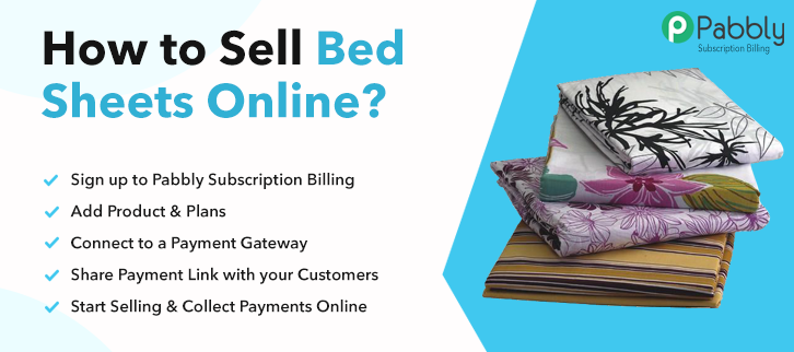 How to Sell Bed Sheets Online