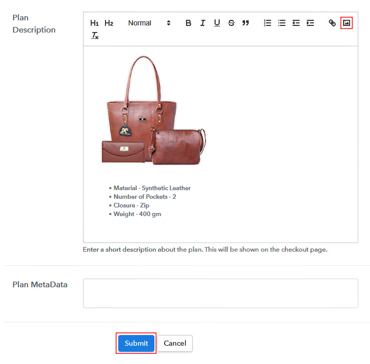 Sell Handbags Online Image