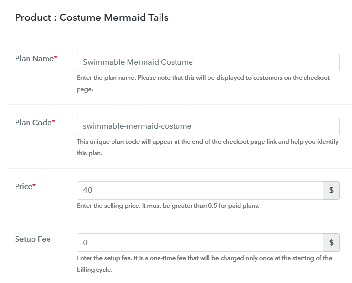 Add Plan to Sell Costume Mermaid Tails Online