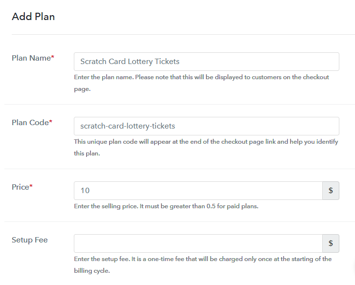 Add Plan to Sell Lottery Tickets Online