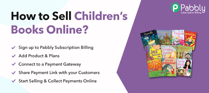 How To Sell Children's Books Online